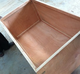 Plywood Box ( ISPM-15)
